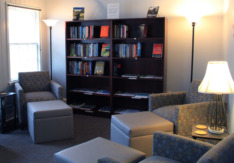 center for learning and excellence library