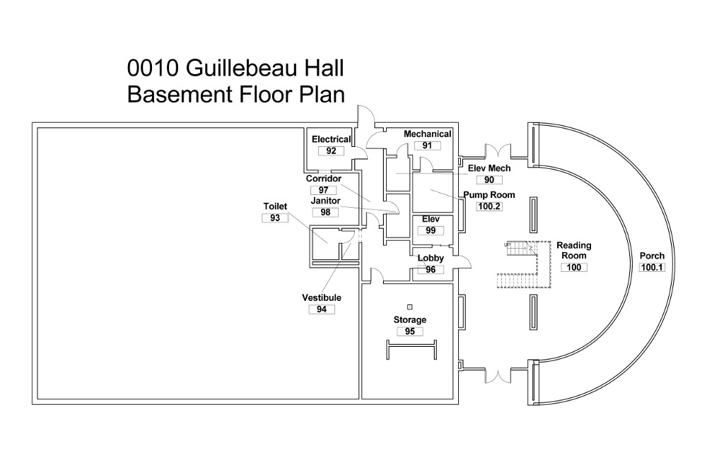 building-floorplan-guillebeau-hall-basement