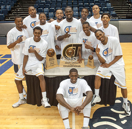 Williams, Murray State Win CIT Championship!