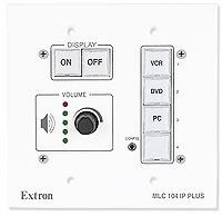 Picture of Extron wall-plate