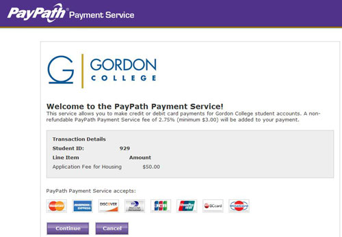 Gordons Credit Card >> Web Credit Card Payment Instructions Gordon State College