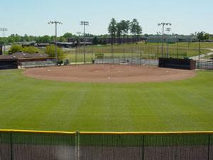 Highlander Softball Field