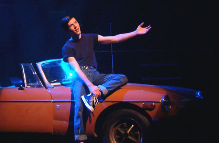 Photograph of Grease Theatre Production