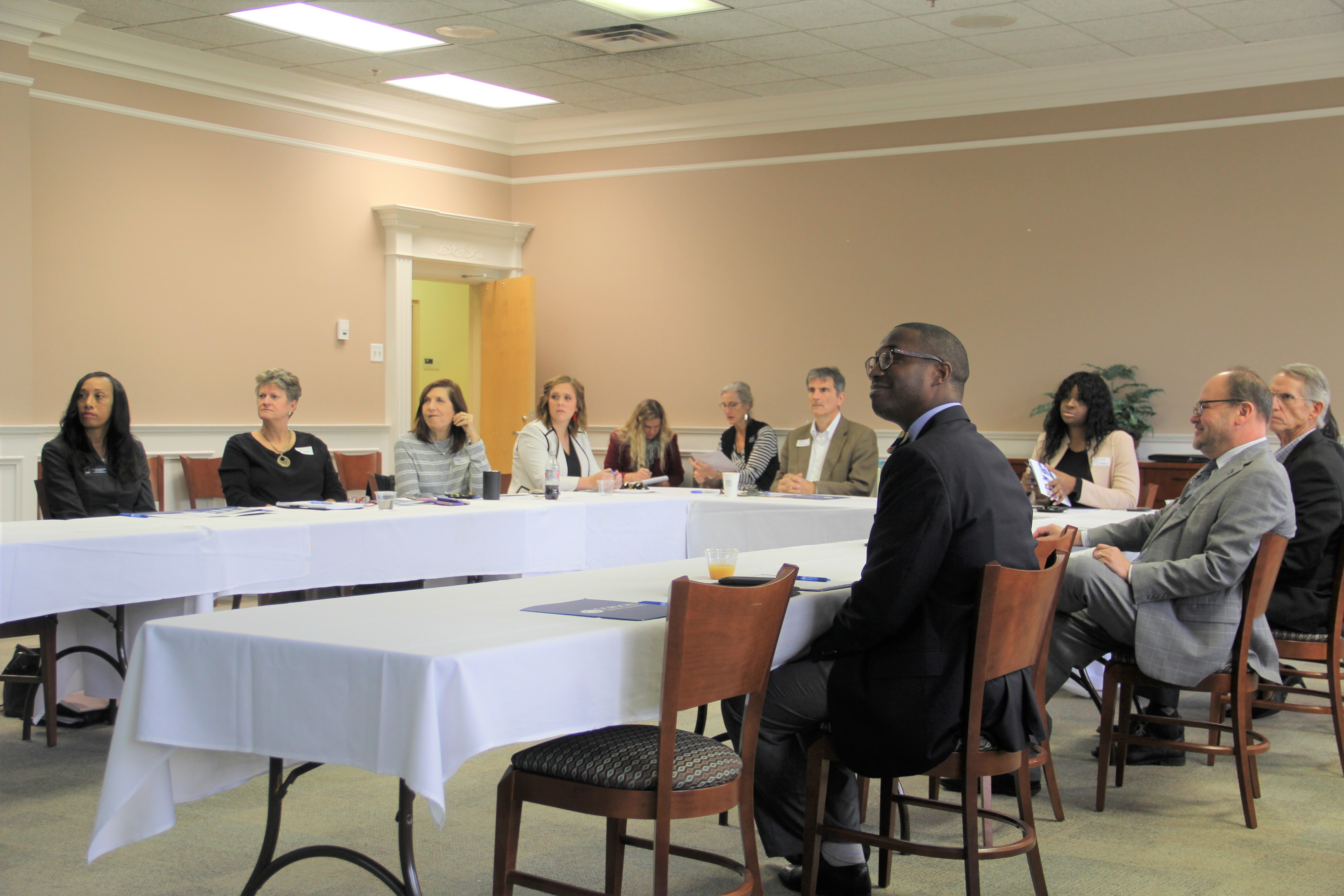 Gordon State College advisory boards met to provide guidance, advice for curricular changes and programs as the institution strives to maintain relevance in the workforce.