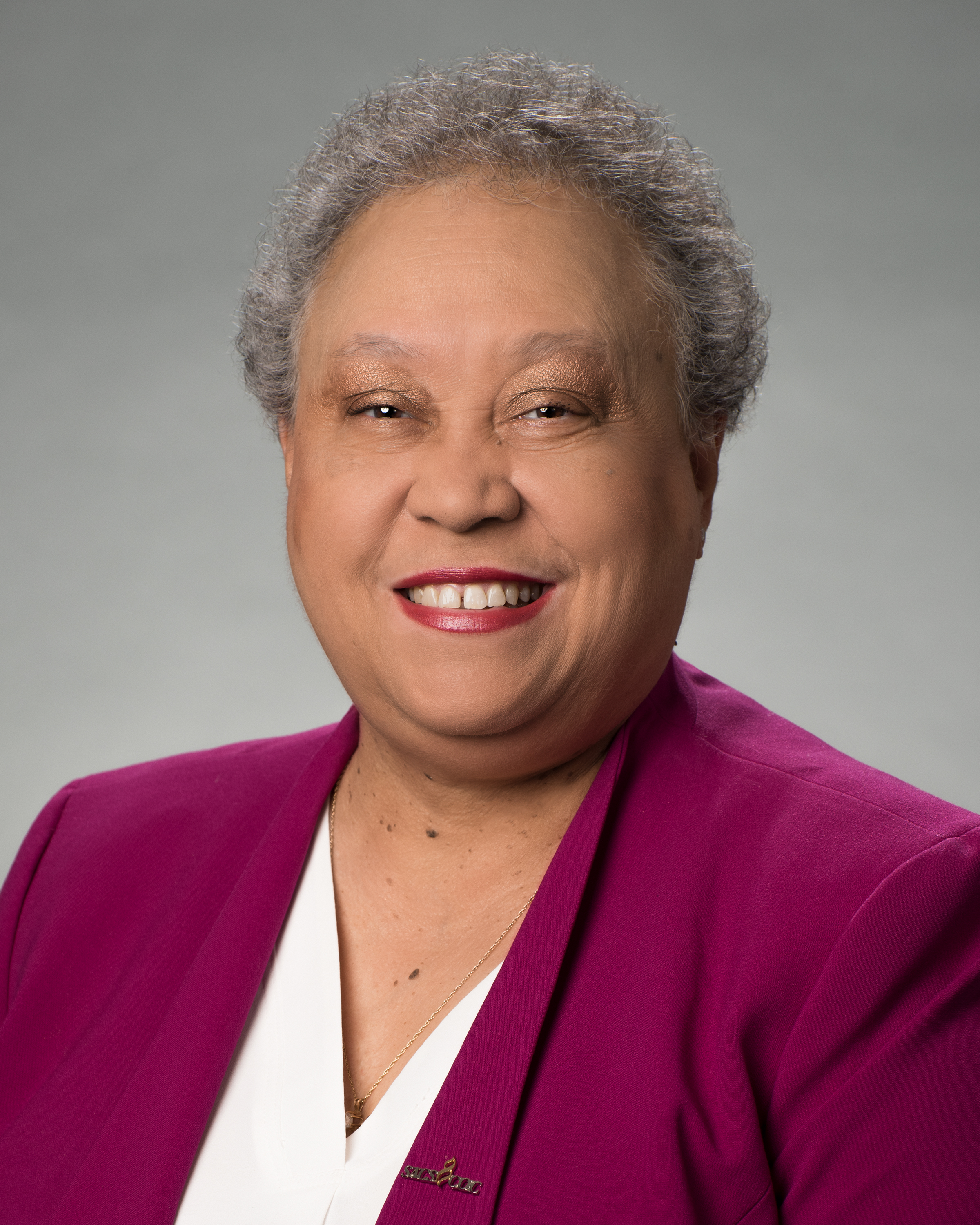 Dr. Belle S. Wheelan, Ph.D., President of the Southern Association of Colleges and Schools Commission on Colleges.