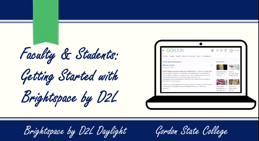 Students- Getting Started with D2L Video