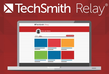 TechSmith Relay Logo